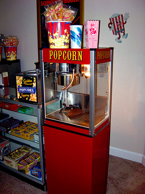 Paragon Popcorn Machines Theater Pop Popcorn Machine