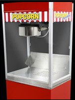 Traditional Style Popcorn Machinie