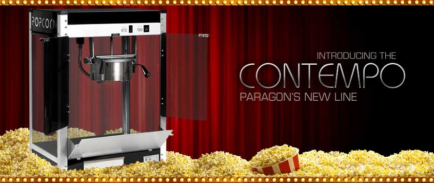 Paragon Contempo Popcorn Machine