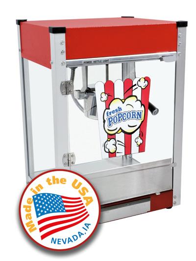paragon popcorn machines paragon cineplex red popcorn. Black Bedroom Furniture Sets. Home Design Ideas