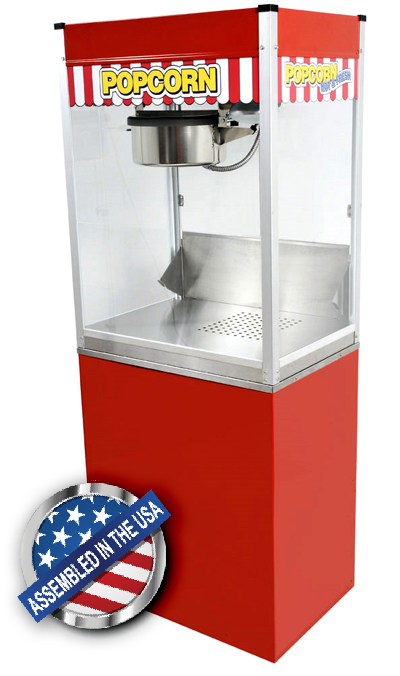 paragon popcorn machines paragon classic pop popcorn. Black Bedroom Furniture Sets. Home Design Ideas