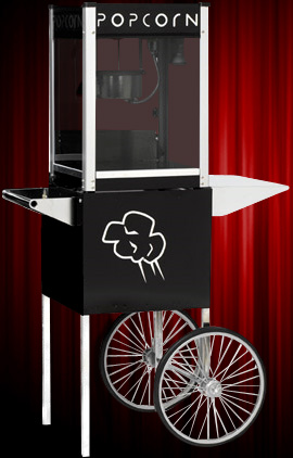 CONTEMPO Popcorn Machine
